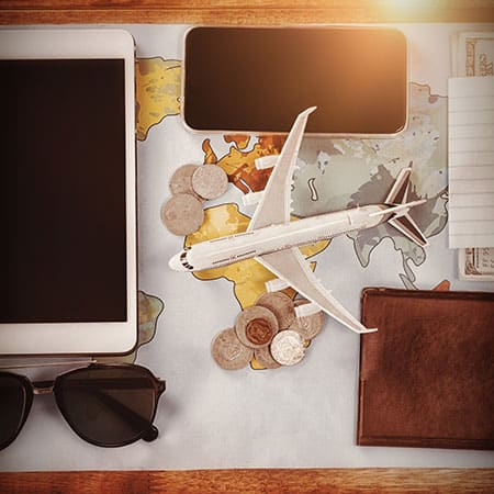 Travel Gear for on a plane | Budget Airfare