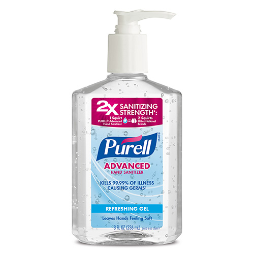 Best Hand Sanitizer for Airplanes