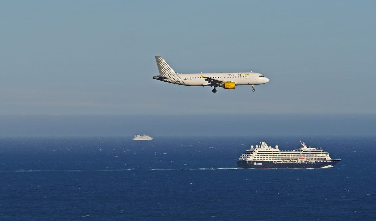 Cruise And Airfare Savings