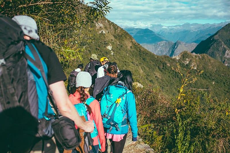Hiking the Inca Trail   Budget Airfare