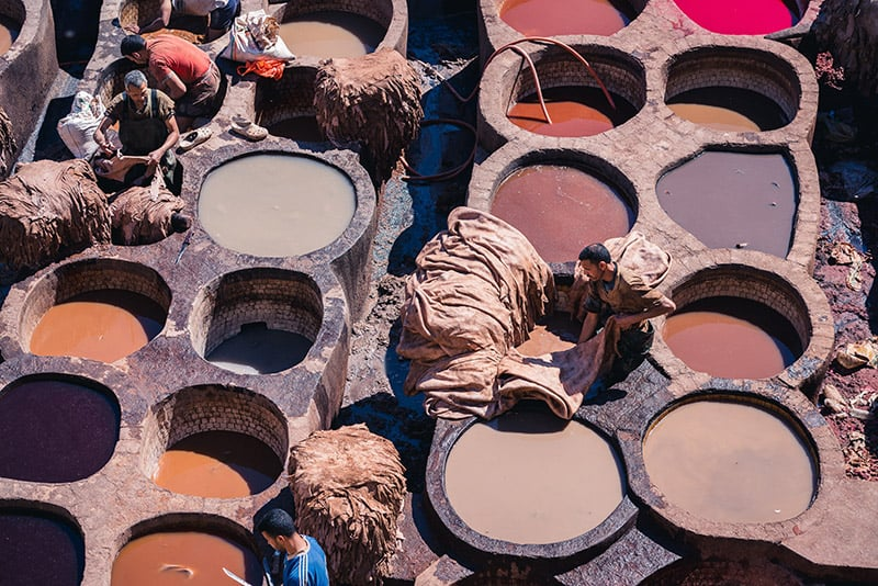 Spices of Morocco | Budget Travel