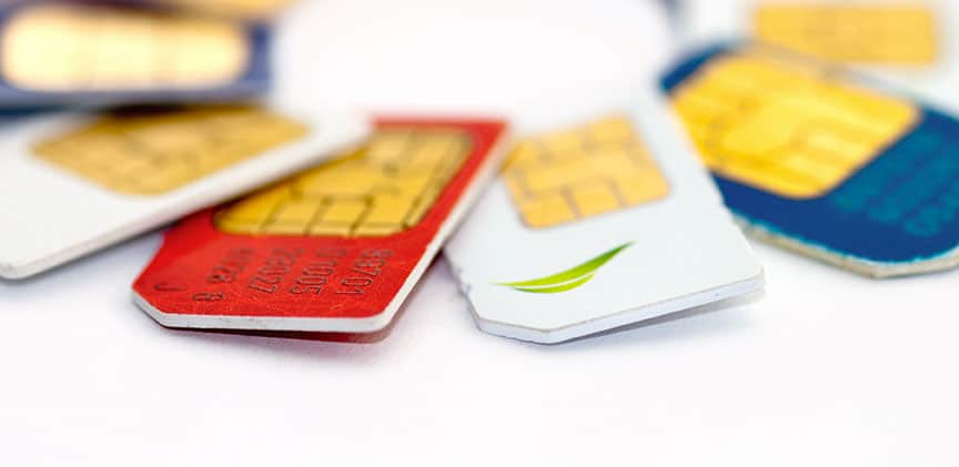 Using  a SIM Cards when traveling Overseas