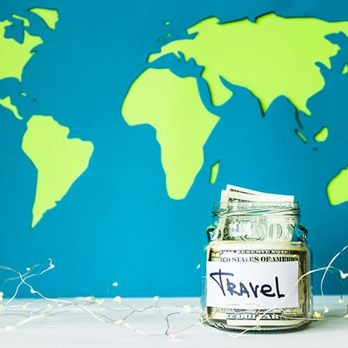 Saving Money for Travel | Budget Airfare