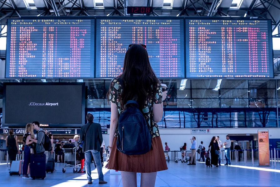 How to Avoid Flight Delays