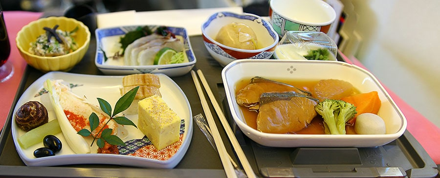 First Class Dining | Budget Airfare