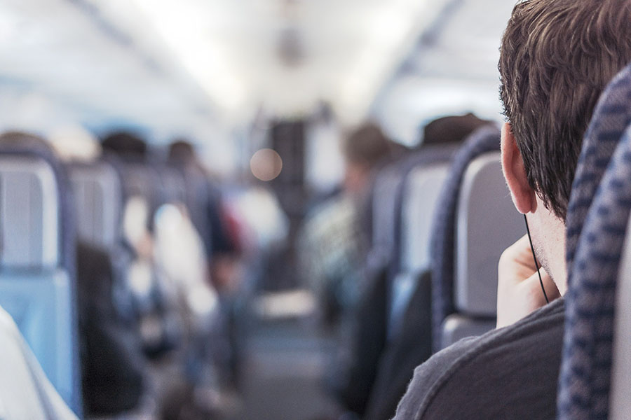 Getting a free airline upgrade