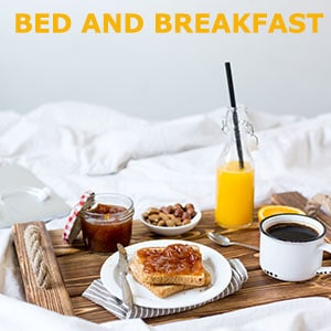 The best Bed and Breakfast Deals | Budget Airfare