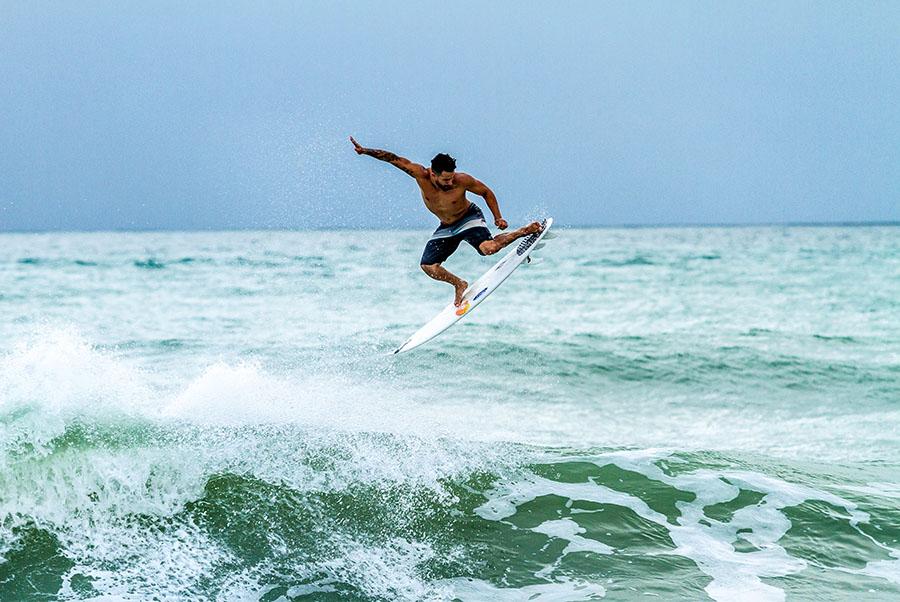 Nicaragua Surf Seasons