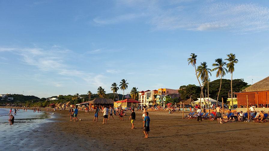 San Juan del Sur Surfing